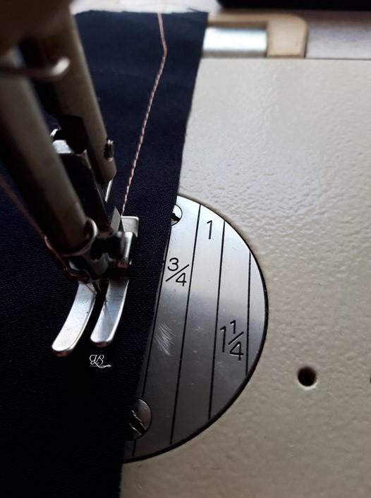 Varrógép tűlemez és szegés 3